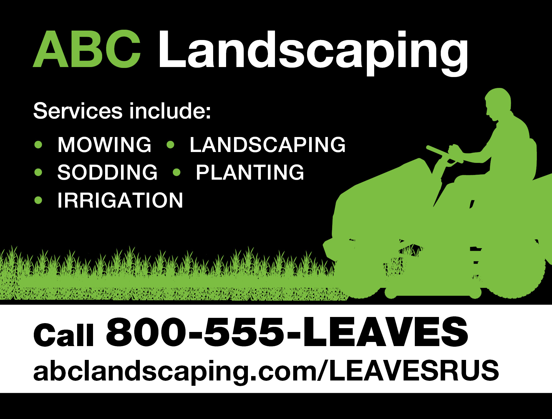 Landscaping ad2