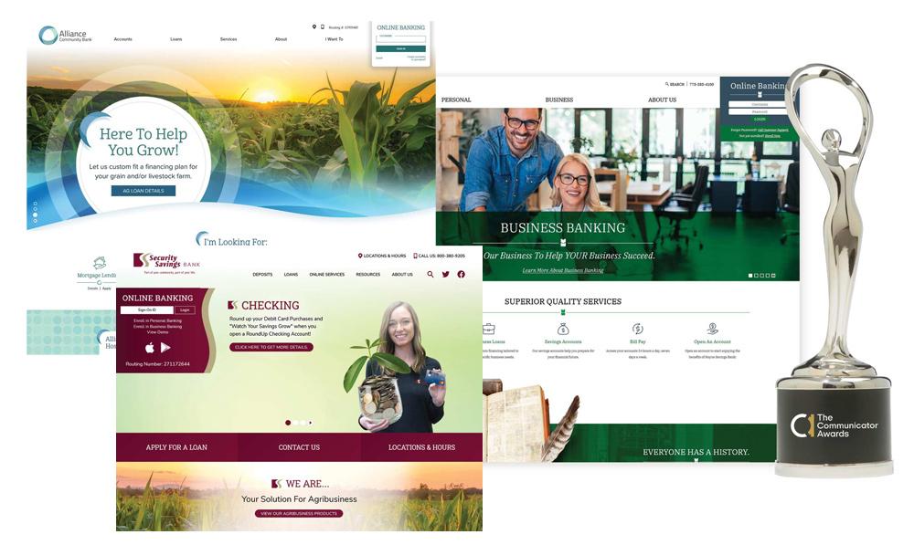 Bank Website Design Awards