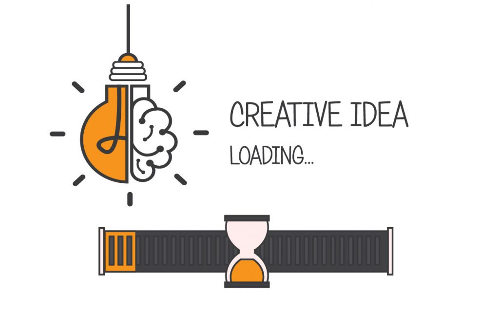 Creative Idea Loading