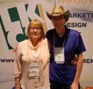 Donna Hammerich and Steve Piano