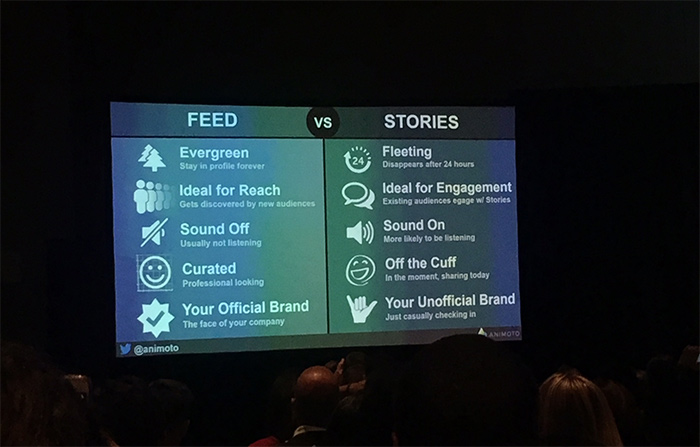 Conference Slide on Content
