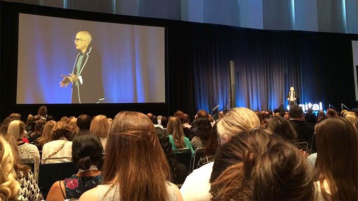 Seth Godin Speaking at Digital Summit