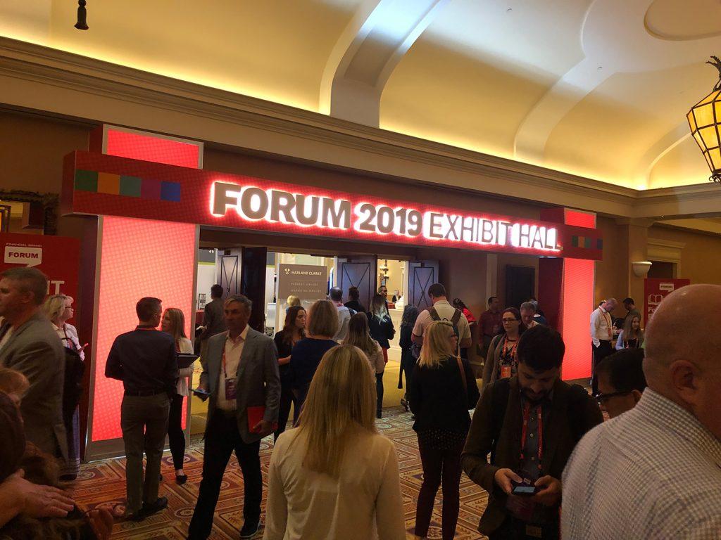 The Financial Brand Forum Exhibit Hall