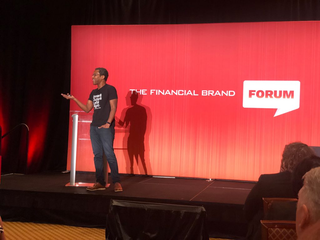Speaker at The Financial Brand Forum