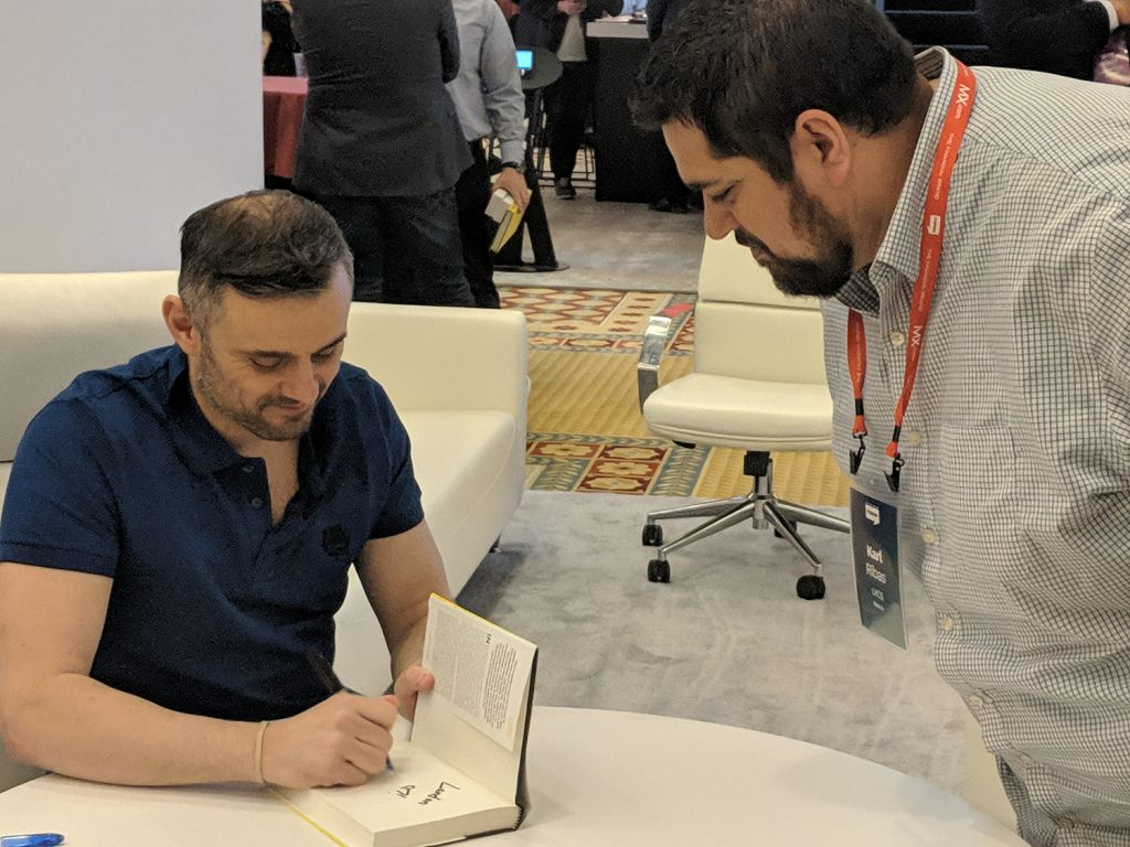 Autographed Book by Gary Vaynerchuk